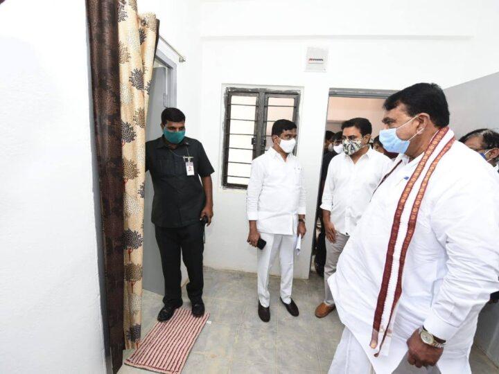 Telangana Double Bedroom Houses – Photos
